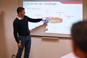 Présentation d'une étude de cas conduite par les experts du CETIAT en efficacité énergétique