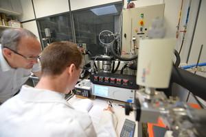 Laboratoire d'hygrométrie (référence nationale) au CETIAT