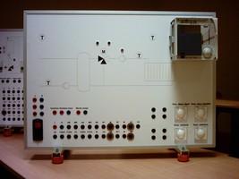 Régulateur pour travaux pratiques chez le CETIAT (systèmes de chauffage)